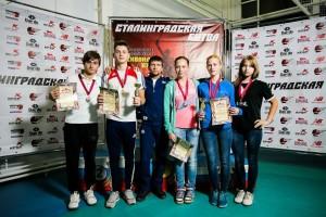 Воспитанники Радия - победители и призёры Сталинградской битвы 2014