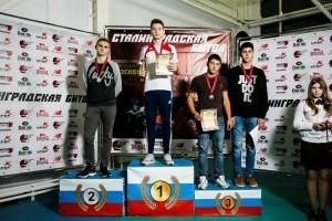 Егор Тимошенко - победитель Сталинградской битвы 2014